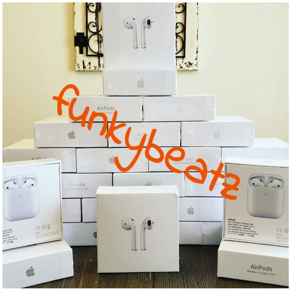 Apple Accessories Airpods 2nd Gen Wireless Charging Poshmark